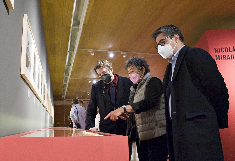 Exposición: Nicolás Muller, La mirada comprometida