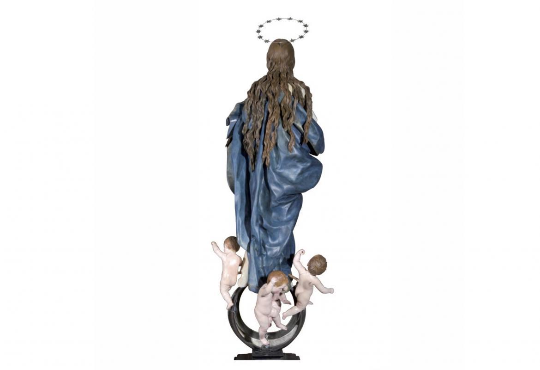 Inmaculada, de Pedro de Mena