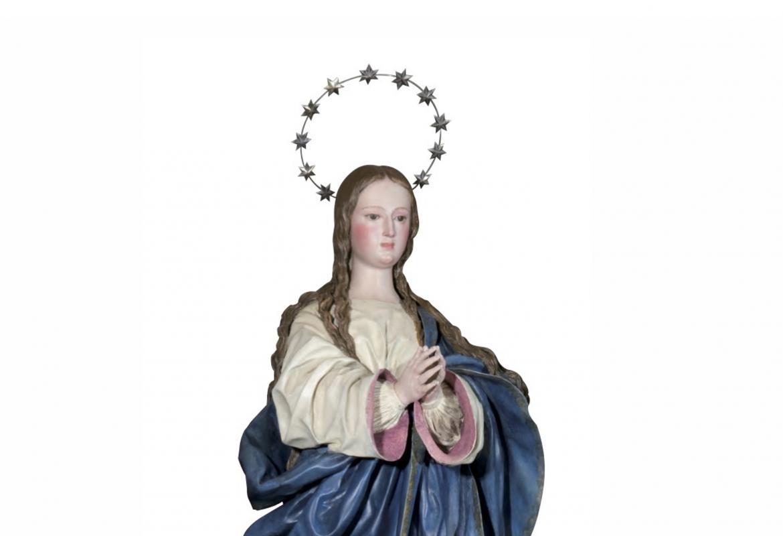 Inmaculada Concepción  Pedro de Mena