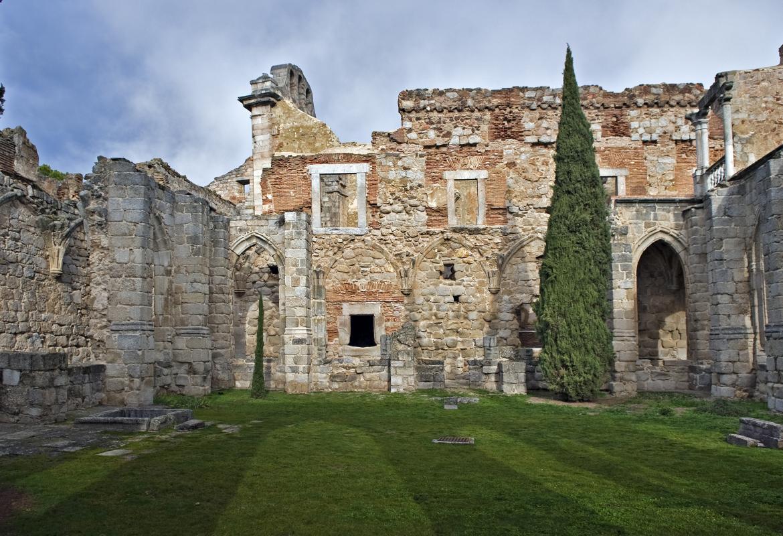 Monasterio de Santa María la Real de Valdeiglesias