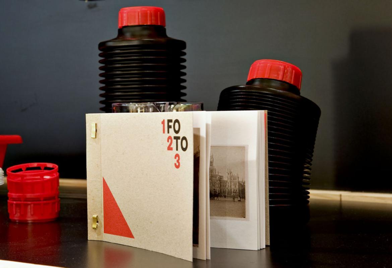 Imagen del Cuadernillo 1 2 3 Foto que se entrega a los participantes