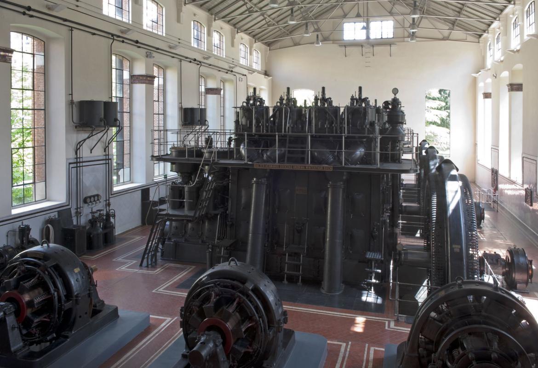 La Antigua Central Eléctrica de Pacífico, en Madrid