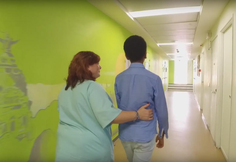 Servicio de Psiquiatría del Niño y del Adolescente del Hospital General Universitario Gregorio Marañón