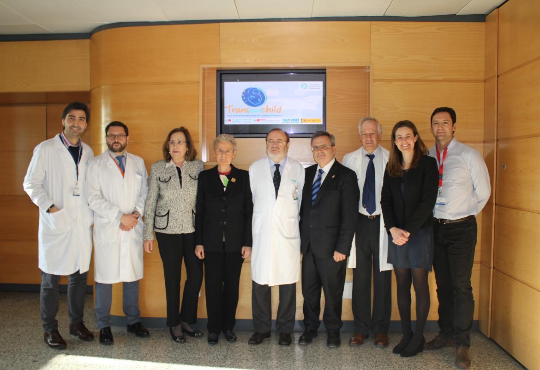 Equipo trasplantes Hospital Universitario La Paz