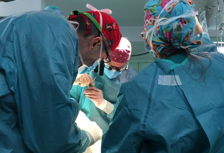 Trasplante Hospital Universitario La Paz