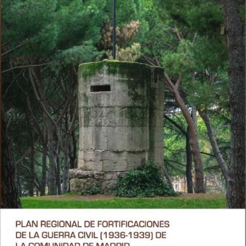 Imagen portada publicación Plan Regional de Fortificaciones