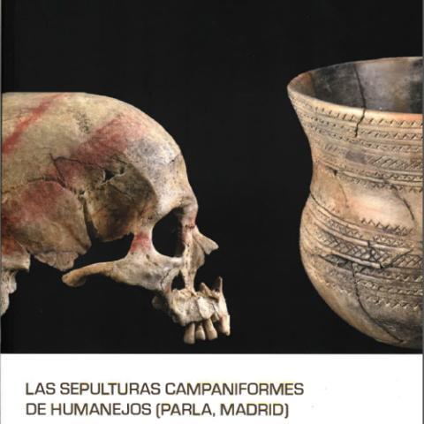 Imagen portada publicación Sepulturas campaniformes con calavera y vasija