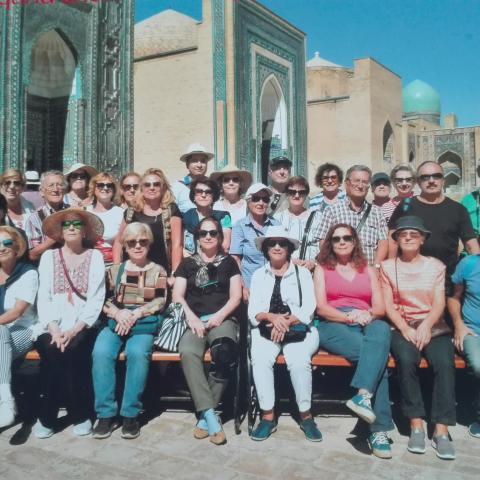 Autor: Alfonso López Gallego. Categoría: Compañeros de Viaje. Empresa: Viajes el Corte Inglés