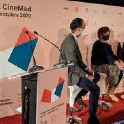 Intervención Ventana del Cine 2020
