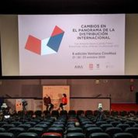 Vista panorámica Ventana del Cine 2020