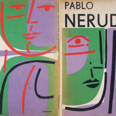 """""""Veinte poemas de amor"""", de Pablo Neruda"""
