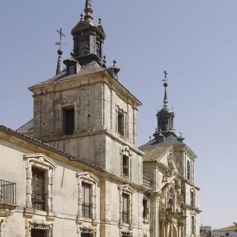 Nuevo Baztán. Palacio de Goyeneche