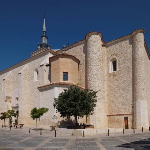 Colmenar de Oreja, iglesia de Santa María