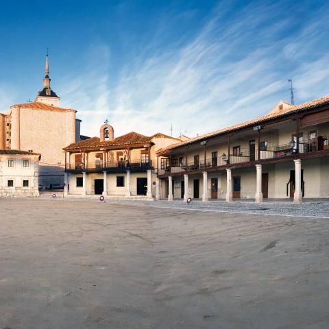 Colmenar de Oreja. Plaza Mayor
