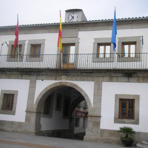 San Martín de Valdeiglesias-ayuntamiento