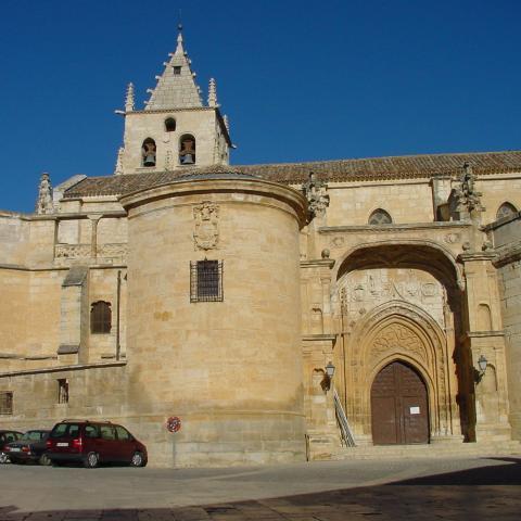 Iglesia de Santa María de Torrelaguna