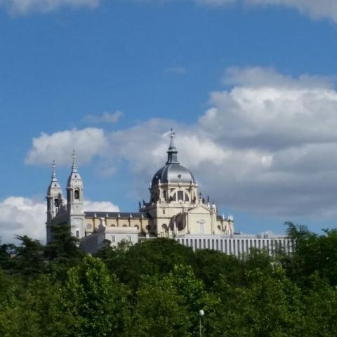 Vistas de la Catedral