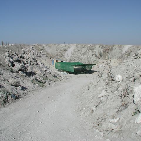 Imagen del Batallón 1 en el 2004