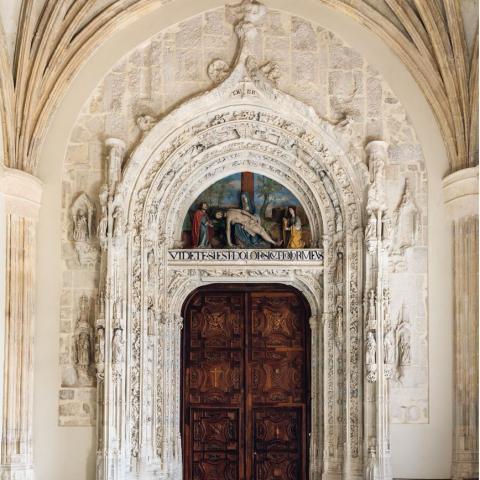 Cartuja de Santa María del Paular (Rascafría)