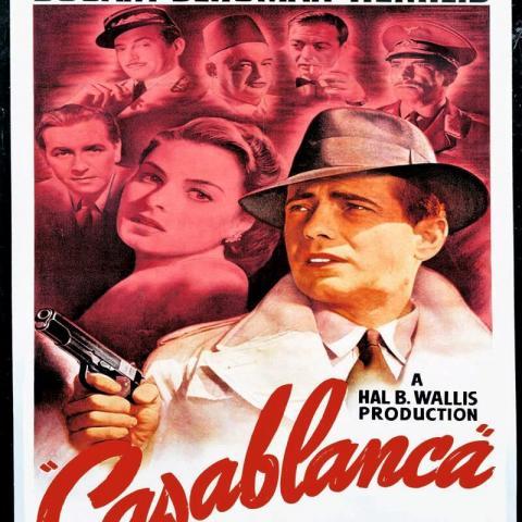 Imagen largometraje Casablanca