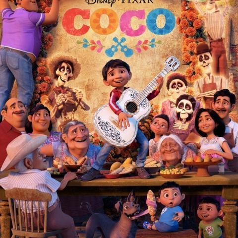 Imagen largometraje Coco