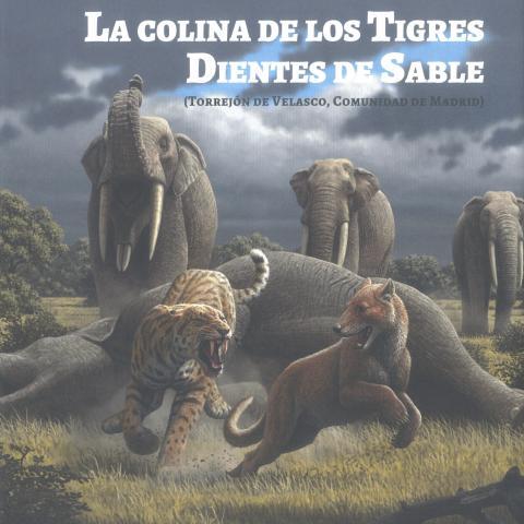 La colina de los Tigres Dientes de Sable