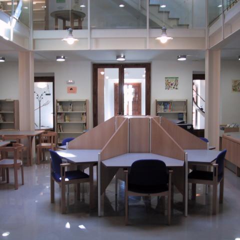 Biblioteca Chapinería