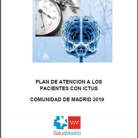 Plan de atención a pacientes con Ictus en la Comunidad de Madrid