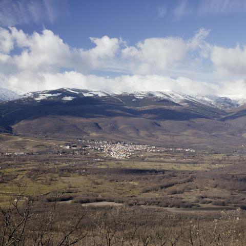 Sierra de Guadarrama. Valle del Lozoya