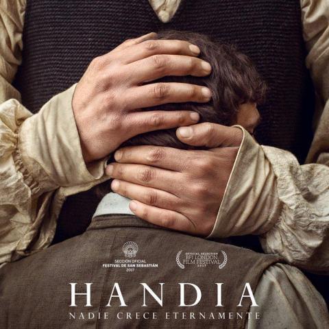 Imagen largometraje Handía