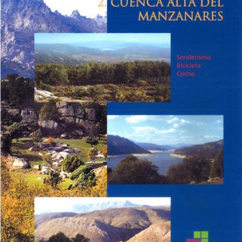 Ref-04755 Rutas por la Comunidad de Madrid 2 Cuenca Alta del Manzanares