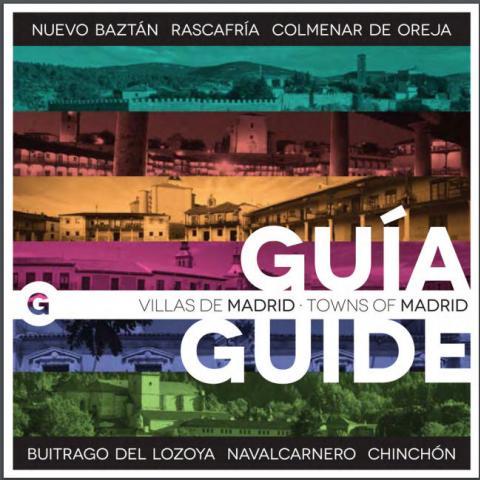 Ref. 19099 Guía Villas de Madrid. Towns of Madrid. 2ª Edición