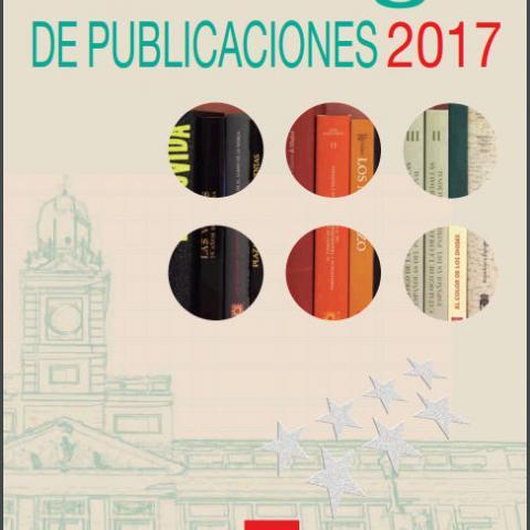 Ref. 19479 Catálogo de Publicaciones de la Comunidad de Madrid 2017
