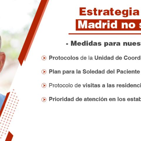 Estrategica Madrid no se para