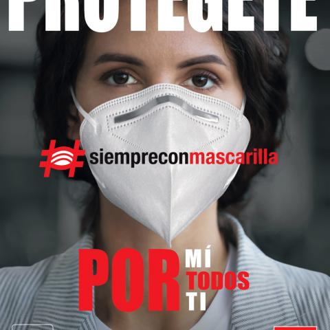 Protegete mujer