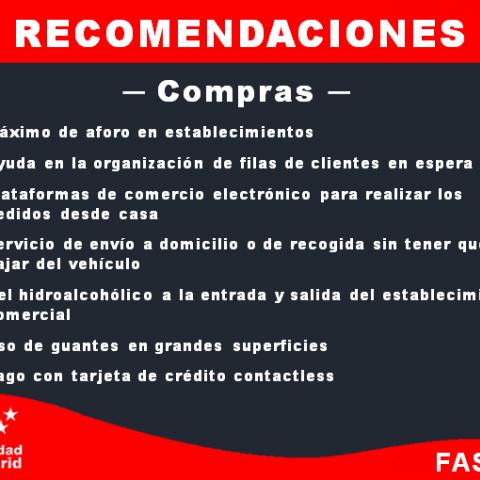 Recomendaciones - Compras