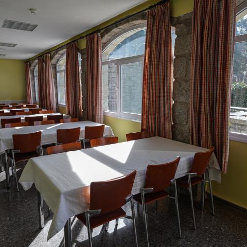 Comedor Albergue Juvenil Villa Castora