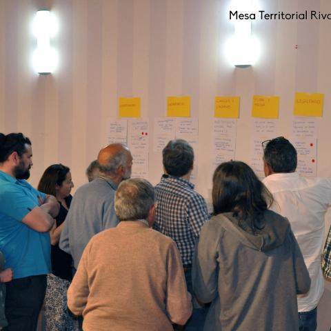 Plan Integral Ríos y Humedales. Mesa Territorial Rivas Vaciamadrid