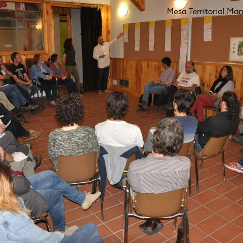 Plan Integral Ríos y Humedales. Mesa Territorial Manzanares
