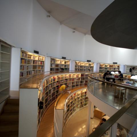 Biblioteca Pedro Salinas (Centro)
