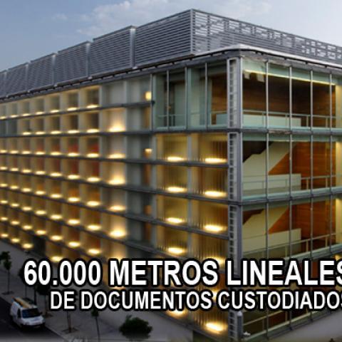 Metro lineales custodiados