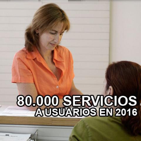Servicios a usuarios en el AR