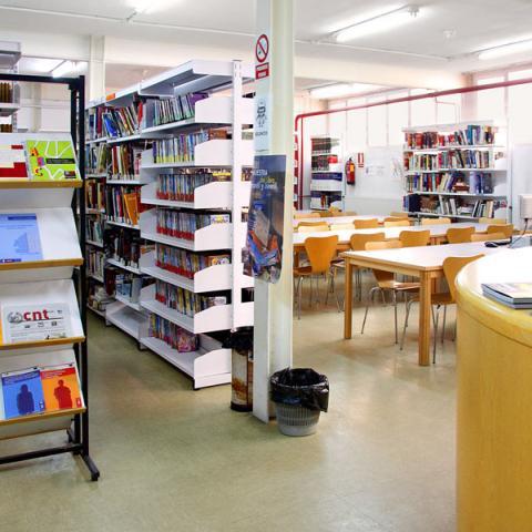 Biblioteca Hortaleza