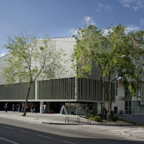 Biblioteca Luis Rosales (Carabanchel)