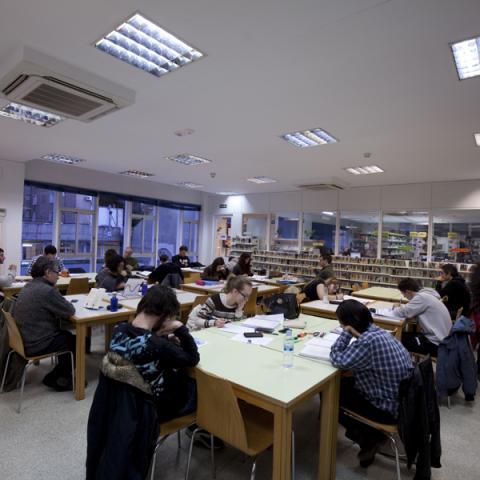 Biblioteca Moratalaz