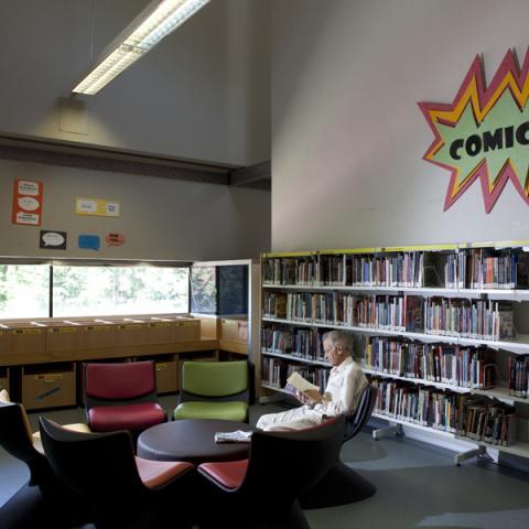 Biblioteca María Moliner (Villaverde)