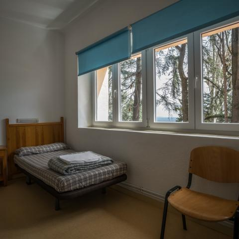 Habitación Albergue Juvenil El Escorial