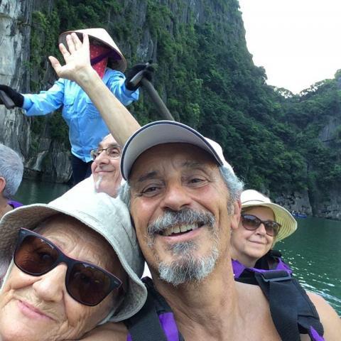 Autora: Antonio Fernández. Categoría: Hazte un selfie. Empresa: IAG7 viajes