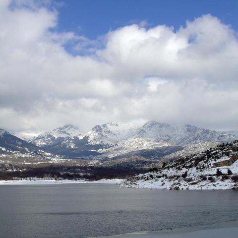 Parque Regional de la cuenca alta del Manzanares. La Barranca