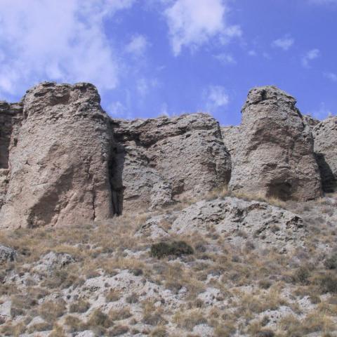 Parque Regional del Sureste_Cortados yesiferos